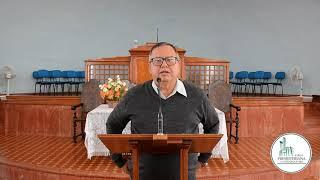 Convite para o estudo bíblico - Rev. Robson Pires Gripp - 06/05/2020