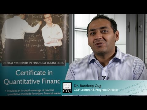 Why attend a CQF Information Session