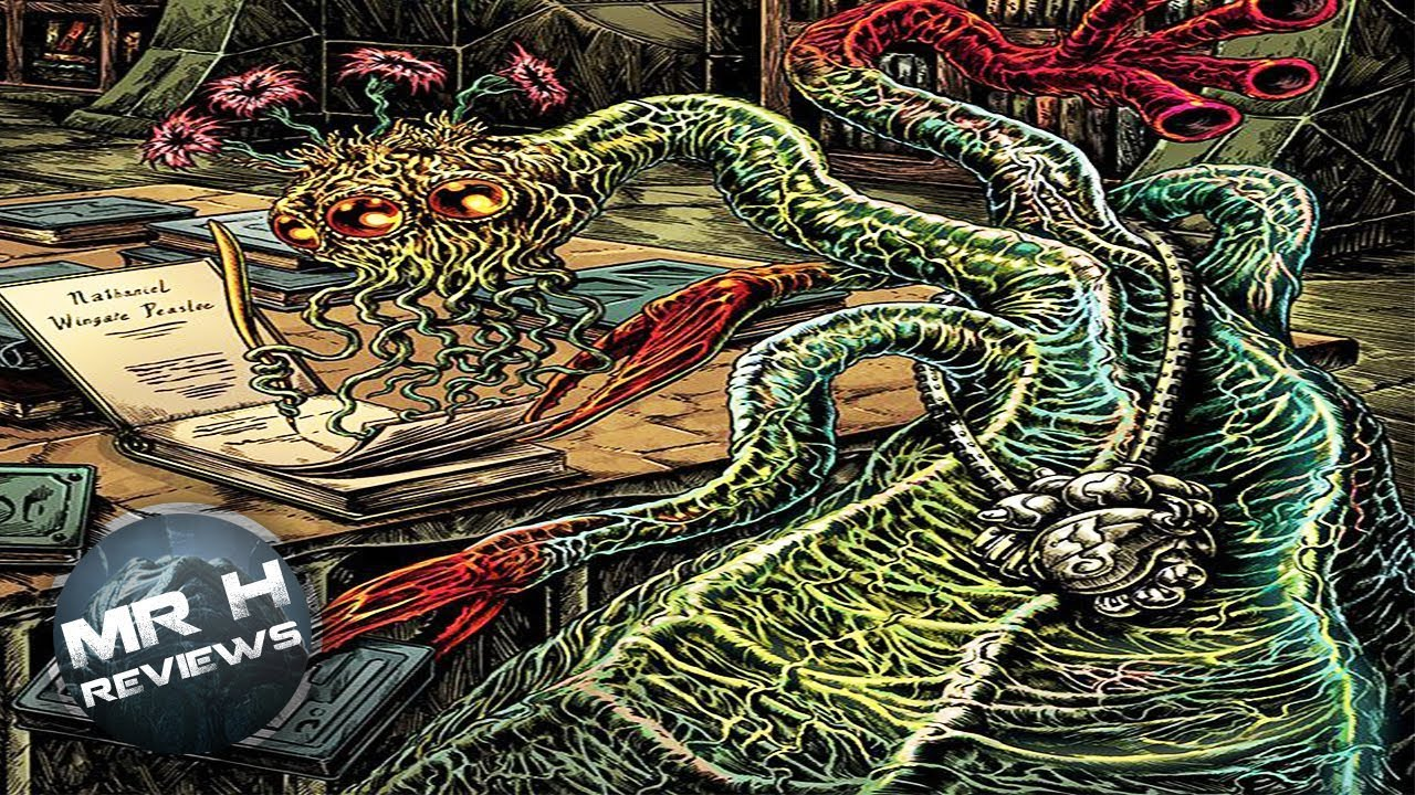 The Great Race Of Yith - Cthulhu Mythos Explained