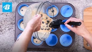 Blueberry Oatmeal Banana Muffins | Quick Recipes