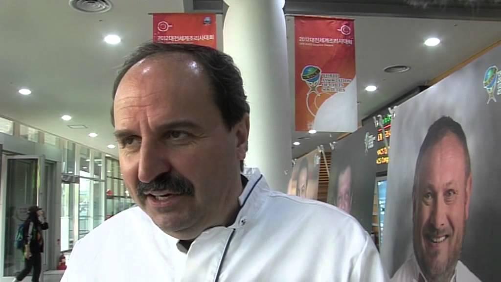 Johann Lafer - Interview vom Wacs World Congress in Südkorea