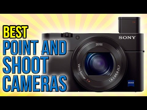 8 Best Point And Shoot Cameras   Fall  2016