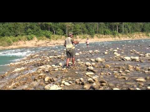 Angling The Himalayan Golden Mahaseer