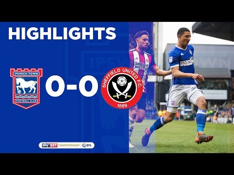 HIGHLIGHTS 🎥 | Ipswich Town 0 Sheffield United 0