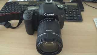 не копируется видео с фотоаппарата canon