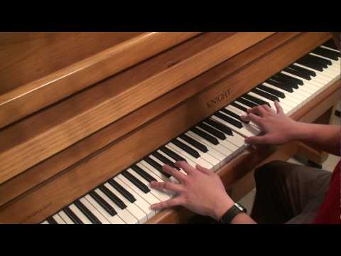 Alicia Keys - Empire State of Mind (Part II) Broken Down Piano by Ray Mak