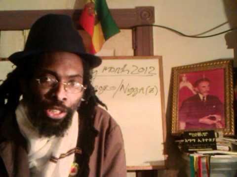 RASTAFARI Black History Month 2012: African-American Negroes, Niggers & their Biblical IDENTITY