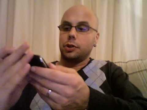 BlackBerry Storm 9530 (Verizon) - Day One Review