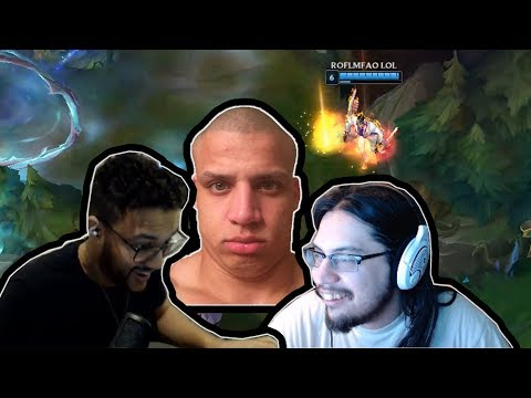 APHROMOO REACTS TO TYLER1 FLASH FAIL | IMAQTPIE'S ANSWER TO TYLER1 | SHIPHTUR | FROGGEN |LOL MOMENTS