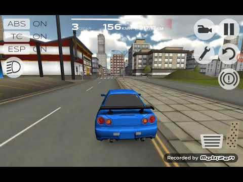 extreme car driving simulation