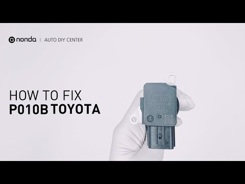 How to Fix TOYOTA P010B Engine Code in 2 Minutes [1 DIY Method / Only $9.85]
