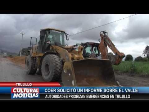 TRUJILLO COER solicita informe sobre la provincia de Ascope