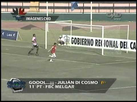 Sport Boys 1 – 1 FBC Melgar – Copa Movistar Fecha 13 – MUNDO DEPORTE 2012