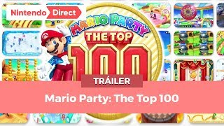 [Nintendo Direct 14/09/17] Mario Party: The Top 100