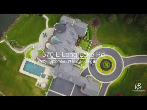 570 E Long Lake Rd Bloomfield Hills, MI