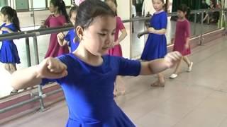 khiêu vũ thể thao cung thiếu nhi tỉnh Quảng Ninh 2012