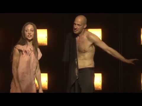 Soundtrack Trailer Antigone at Burgtheater Wien 2015 (unmastered)