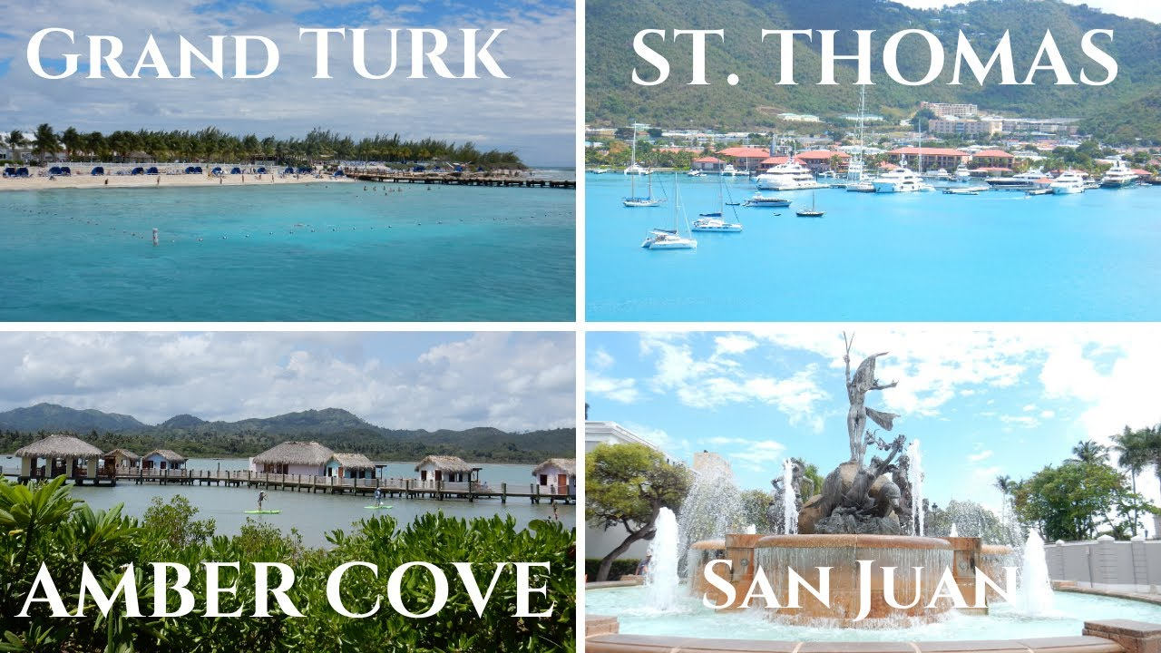 Carnival Glory Eastern Caribbean Cruise: Miami FL to St ...