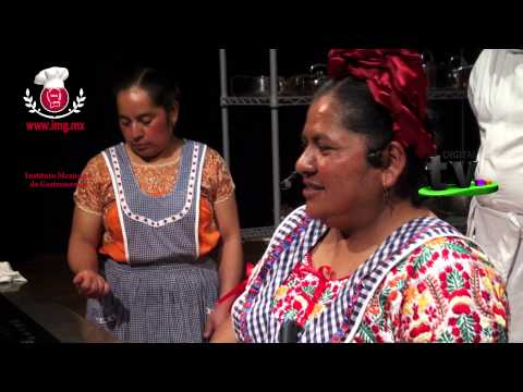 La cocinera oaxaqueña Abigail Mendoza lleva su magia culinaria al mundo.
