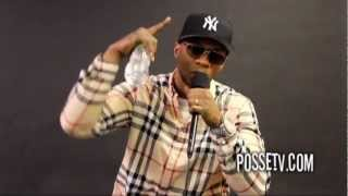 PAPOOSE - talks NACIREMA DREAM, REMY RELEASE DATE, ERYKAH BUDA (possetv interview)