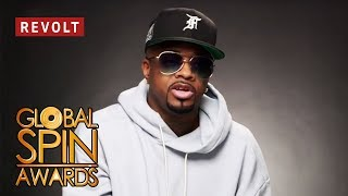 Jermaine Dupri honored with Breaking Barriers Award | Global Spin Awards