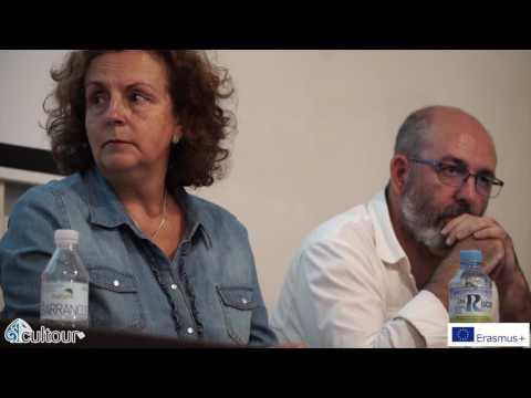 Bath in UK and Alange in Spain  Pilar Barrios Manzano y Juan Diego
