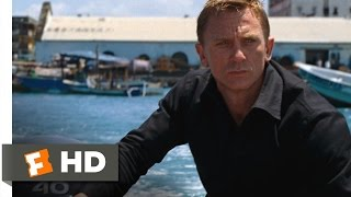 Quantum of Solace (4/10) Movie CLIP - Kidnapping Camille (2008) HD
