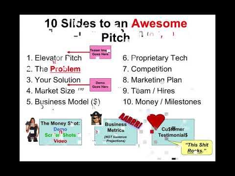 TIps Membuat Pitch Deck Startup yang Baik