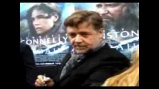 Nelson And Linsell Meet Russell Crowe
