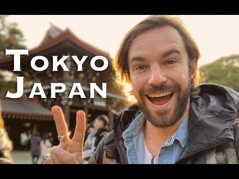 24 Hours in Tokyo | Japan Budget Travel Guide