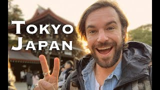 24 Hours in Tokyo | Japan Budget Travel Guide thumbnail