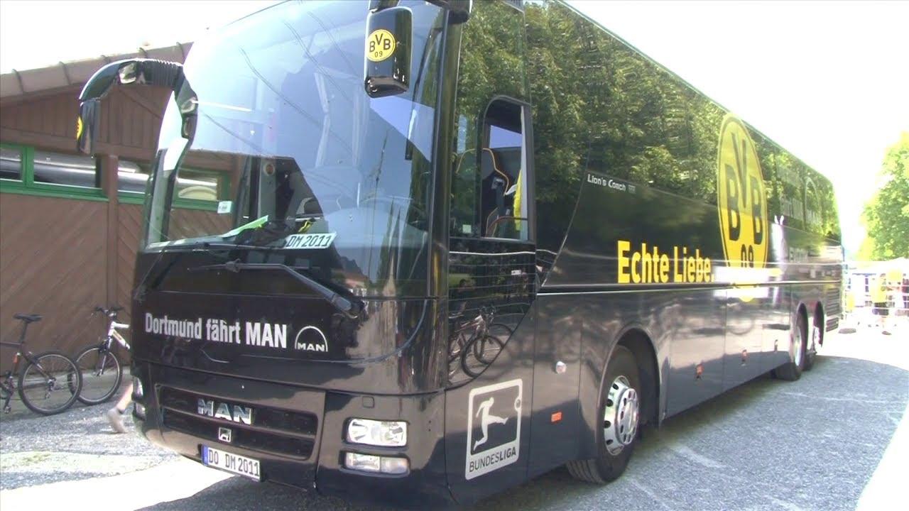 Borussia Dortmund im Trainingslager in Bad Ragaz