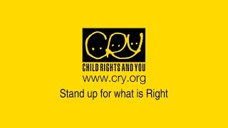 CRY - Child Rights and You    Short Story of young inspiring Rippan Kapur Dream