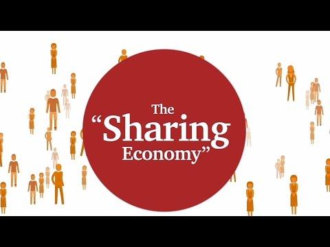 Spotlight on the sharing economy