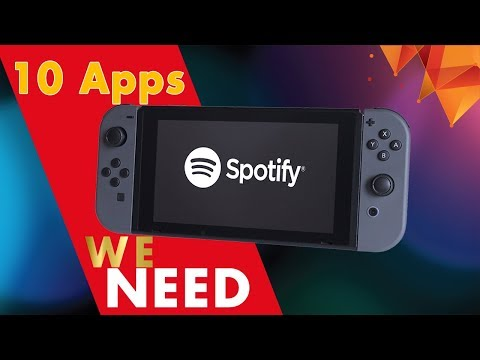 10 More Apps That Nintendo Switch Needs After Youtube