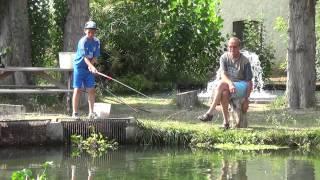 Pisciculture Du Pont de Caylus - Villeneuve les Beziers - Trout Fishing Farm in France