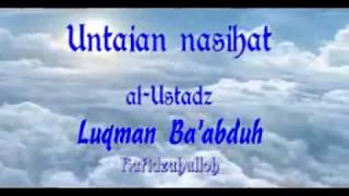 Video Ruh-ruh akan Bersama dengan yang Sejenis - Al-Ustadz Luqman Ba'abduh #WSI download MP3, 3GP, MP4, WEBM, AVI, FLV Oktober 2017