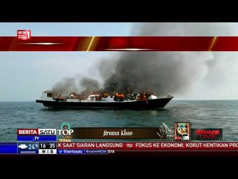 Kronologi Ledakan Kapal Dishub DKI di Pulau Pramuka Mp3