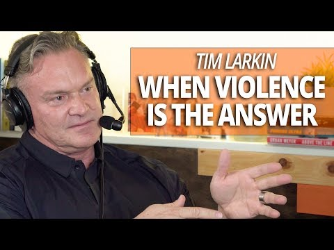When Violence Is the Answer: Self-Defense Strategies with Tim Larkin and Lewis Howes