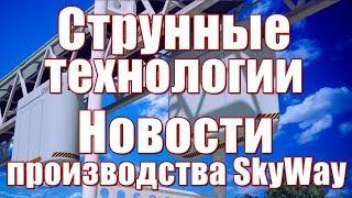 Обзор Собственного Производства SkyWay ! АРГУМЕНТЫ и ФАКТЫ Скай Вей!!!