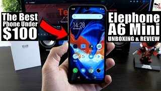 Elephone A6 Mini Hands-on REVIEW & Unboxing (English)