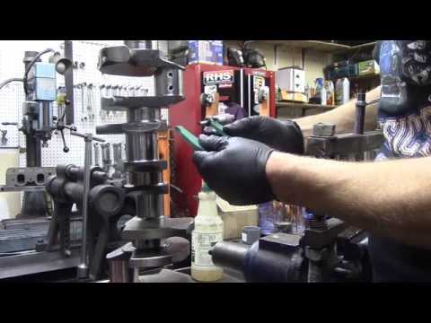 383 Stroker Engine Build Part 6 (Assembly)