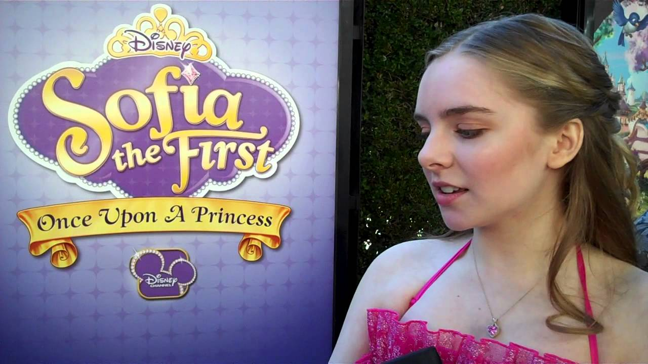 Quot Sofia The First Quot Movie Premiere Darcy Rose Byrnes