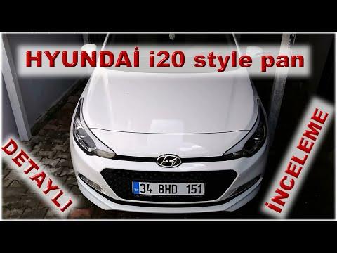 55.000₺ ötv muafiyetli Sıfır Hyundai i20 aldım cam tavan