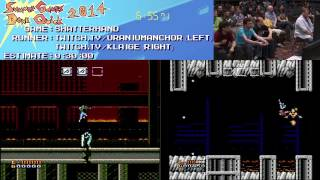 Summer Games Done Quick 2014 - Part 57 - Shatterhand