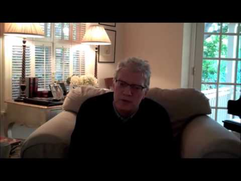 """I am a Fan of Homeschooling"" - Sir Ken Robinson - TED Speaker"