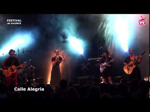 Festival de Valence - Calle Alegria et Oldelaf