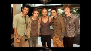 The Wanted- Chasing the sun (Audio & Images)