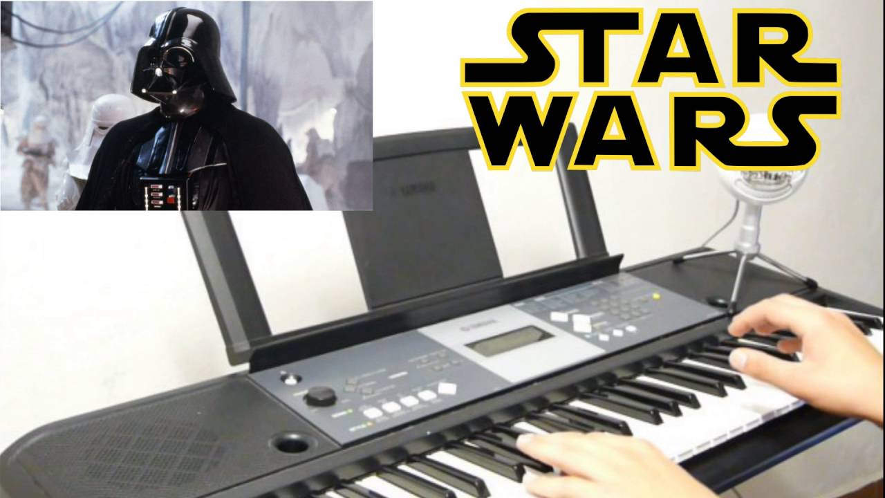 how to play imperial march on piano