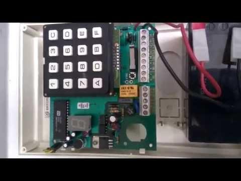 Bentel norma con combinatore gsm a bordo doovi for Bentel norma 8
